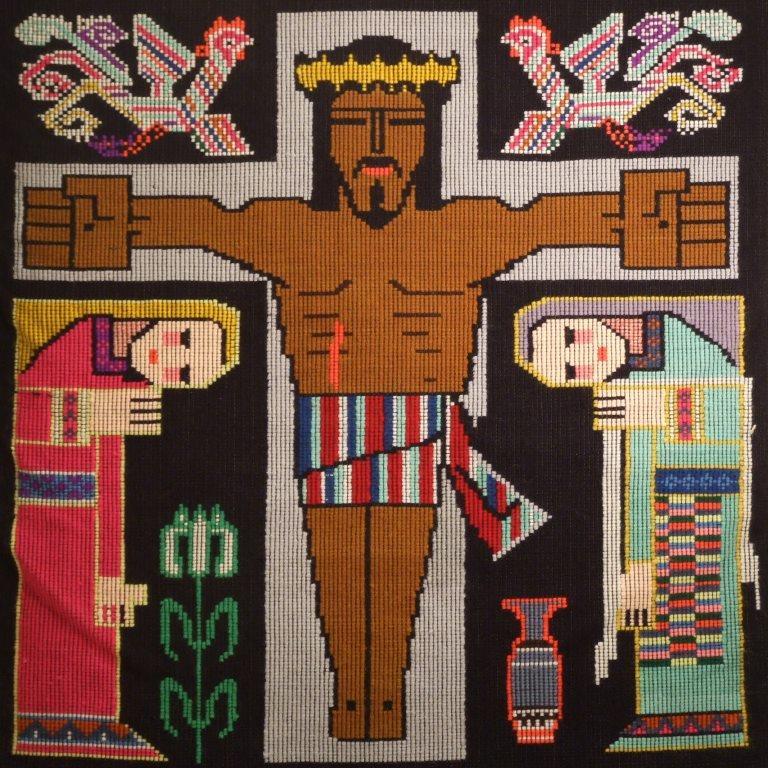 01000 De kruisiging