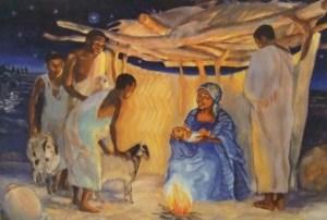 00165K15 De geboorte van Jezus