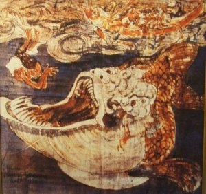 00198K17 Nineve: Jona en de walvis