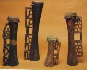 00243K20 Traditionele trommels