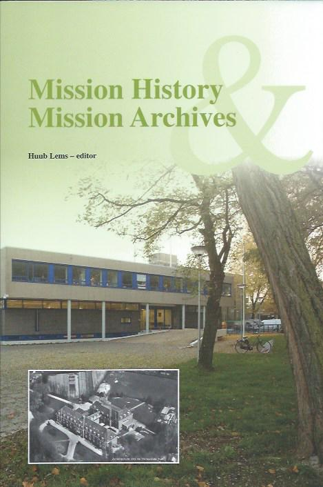 boek mission history & mission archives