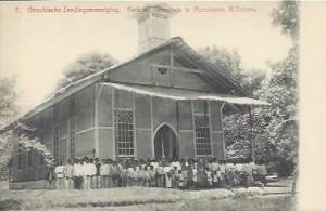 UZV 2-7 kerk en gemeente mansinam