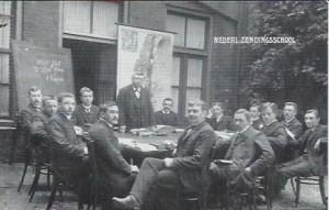 nzs 1-1 nederlandse zendingsschool rotterdam (les in de tuin)