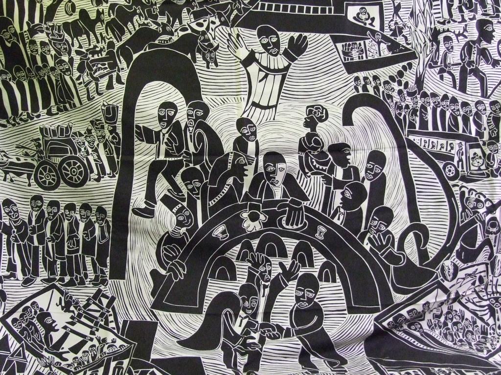 00604 Hongerdoek 1994 Zuid-Afrika