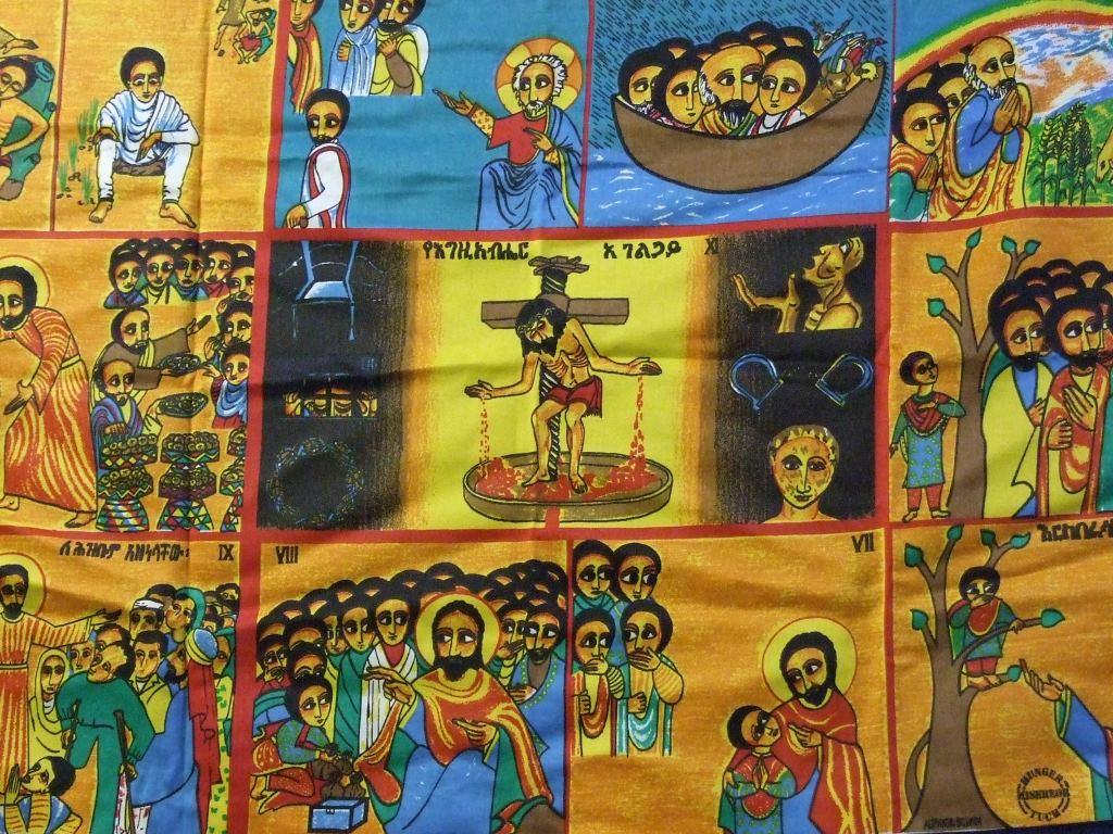 00618 Hongerdoek 1978 Ethiopië