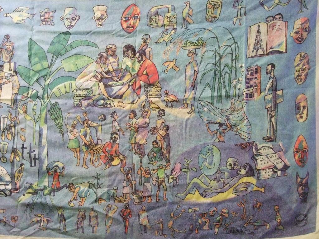 00621 Hongerdoek 1988 Kameroen