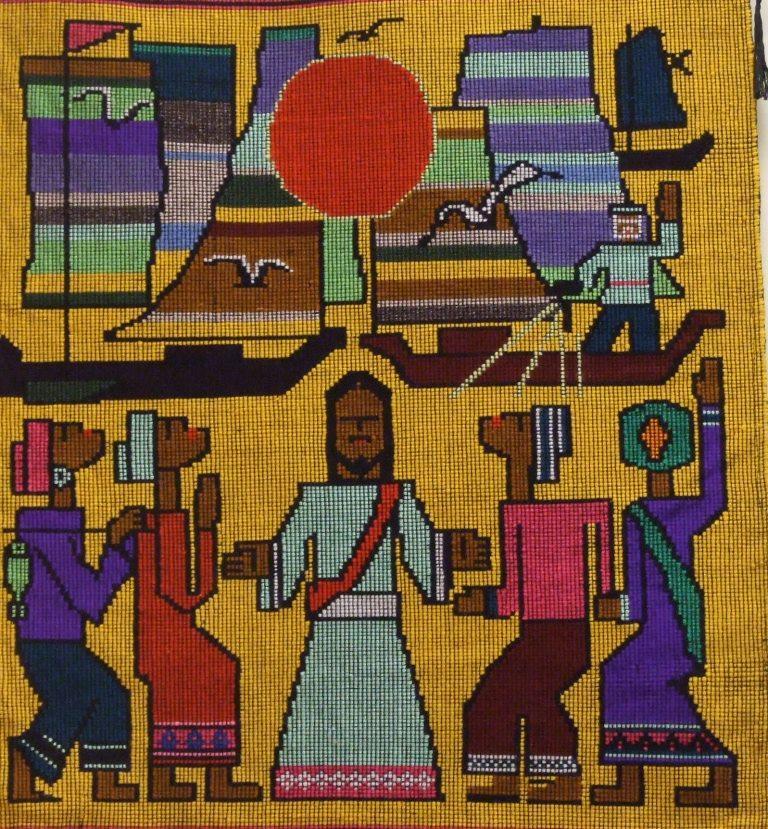 01022 De roeping van de discipelen