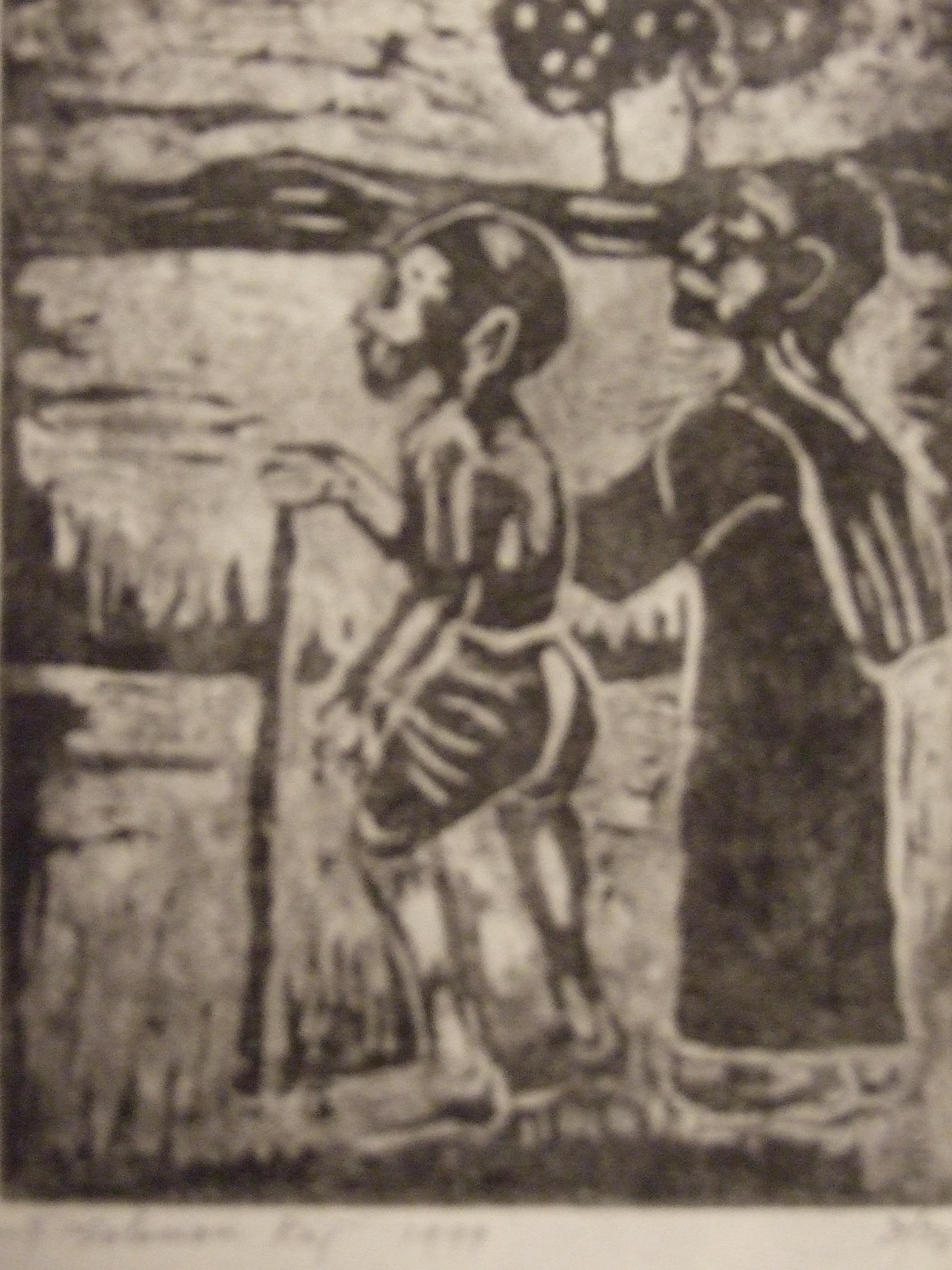 Mozes en Aaron
