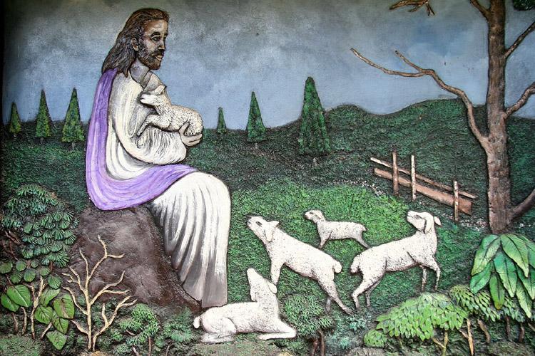 De Goede Herder, Zendingserfgoedkalender 2017